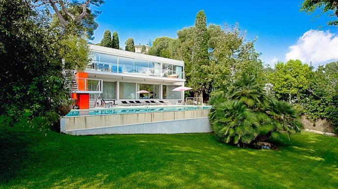 Real Estate Agency in Saint-Jean-Cap-Ferrat -You villa in